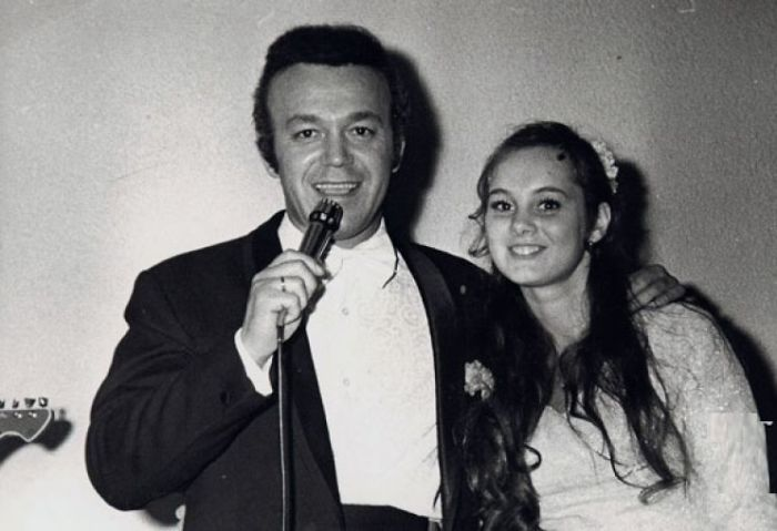 Иосиф Кобзон и Нелли Дризина в молодости. / Фото: www.tele.ru