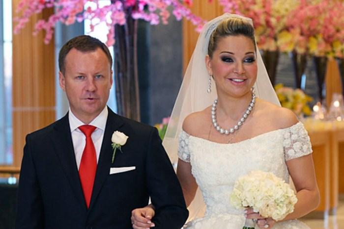 Мария Максакова и Денис Вороненков. / Фото: www.rusmonitor.com