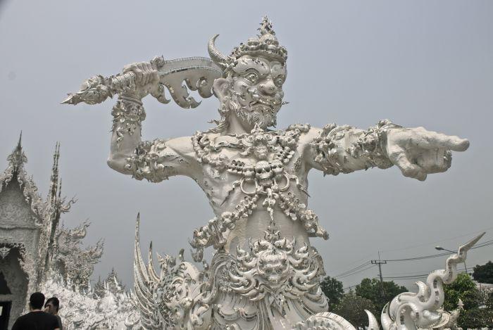 Каждая скульптура поражает своим великолепием. / Фото: www.avaxnews.com