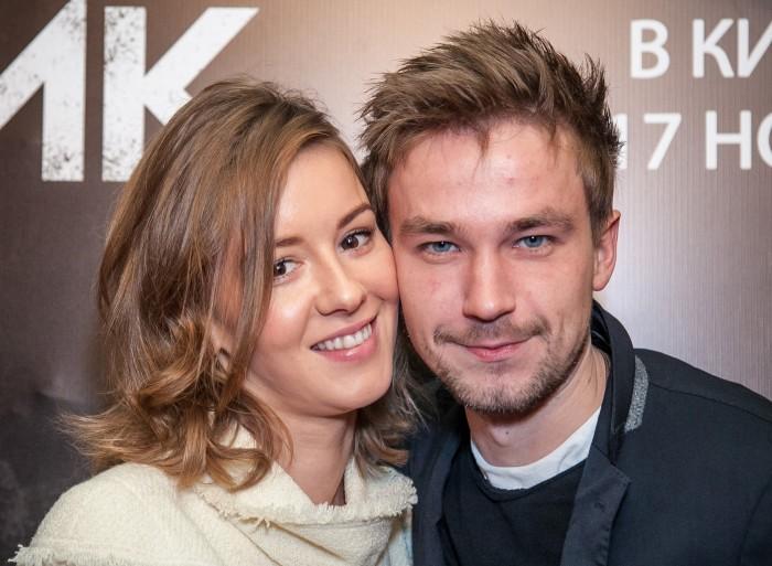 Ирина Старшенбаум и Александр Петров. / Фото: www.woman.ru