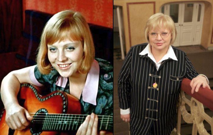 Светлана Крючкова. / Фото: www.kinonews.ru и www.kinodir.com
