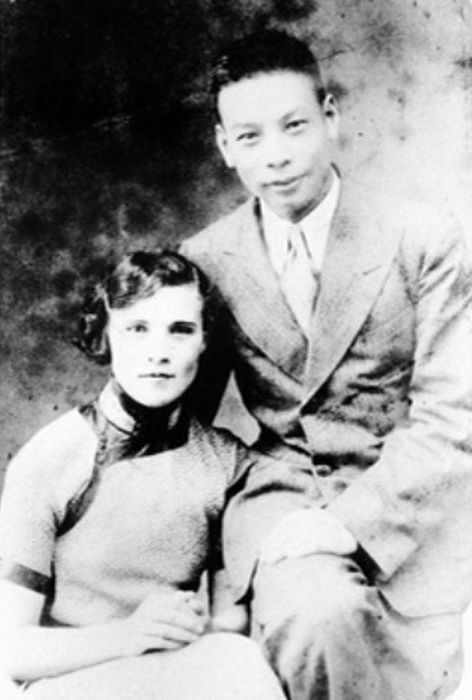Николай Елизаров и Фаина Вахрева. / Фото: www.liveinternet.ru
