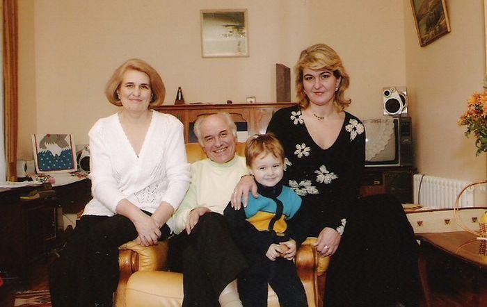 Семейный корабль Евгения Доги. / Фото: www.dogamusic.com