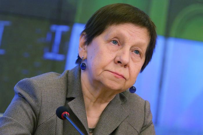 Светлана Кармалита. / Фото: www.newspile.ru