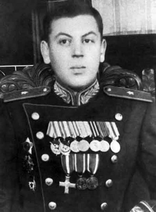 Василий Сталин. / Фото: www.24smi.org