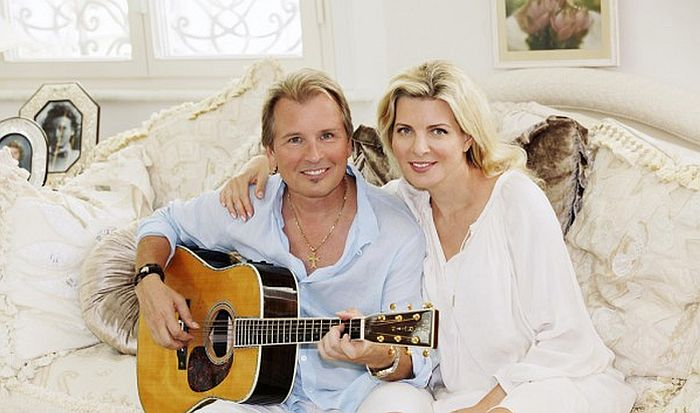 Александр и Эмма Малинины. / Фото: www.v.img.com.ua