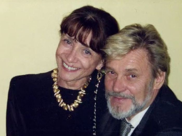 Екатерина Максимова и Владимир Васильев. / Фото: www.pomnipro.ru