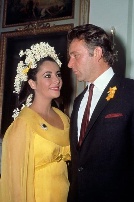 Элизабет Тейлор и Ричард Бертон. / Фото: www.w.detstvo.info