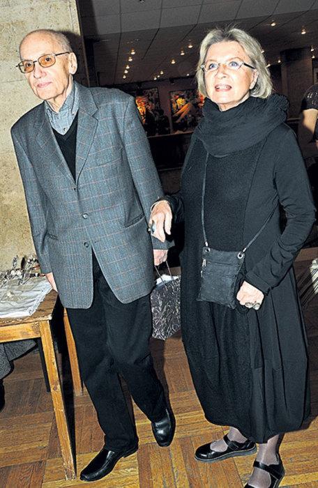 Алла Демидова и Владимир Валуцкий. / Фото: www.diwis.ru