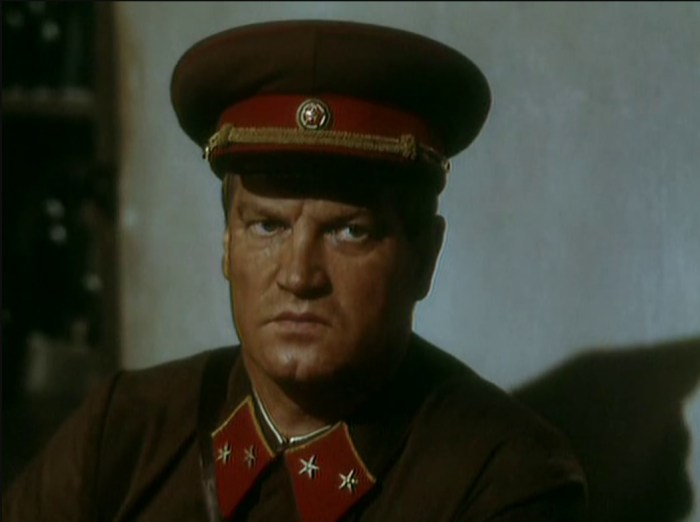 Виктор Степанов, кадр из фильма «Война на западном направлении». / Фото: www.dugtor.ru