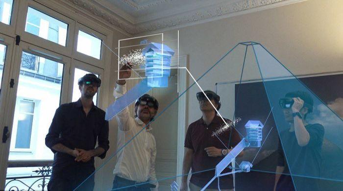 Os cientistas têm um modelo da Grande Pirâmide.  / Foto: www.fishki.net