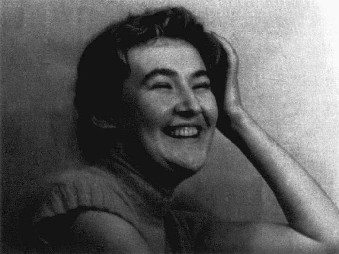 Татьяна Дашковская. 1960-е гг. / Фото: www.rubooks.org