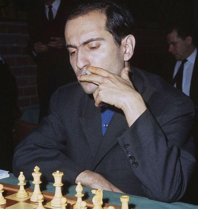 Михаил Таль, 1968 г. / Фото: www.wikimedia.org