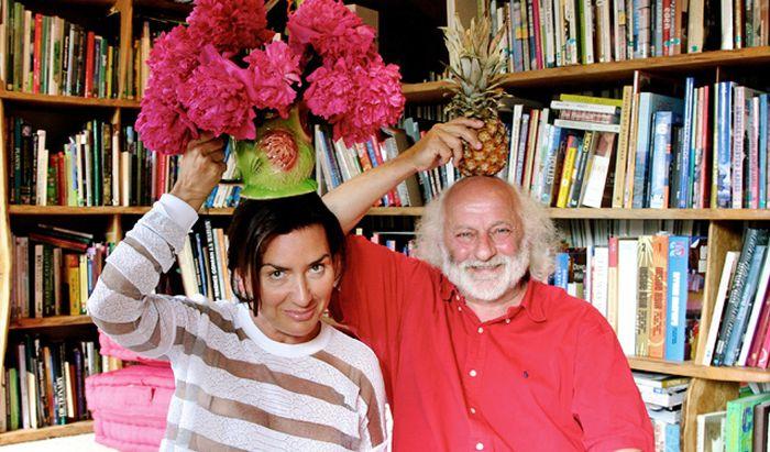 Вячеслав Полунин и Елена Ушакова. / Фото: www.sobiratelzvezd.ru