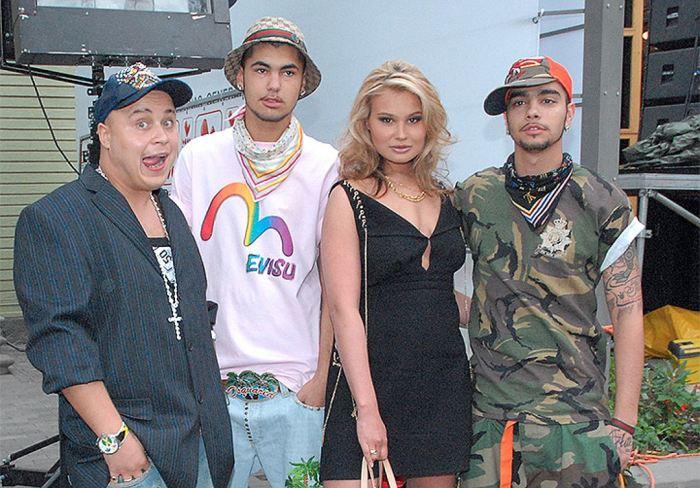 Группа «Банда». / Фото: www.fastpic.ru