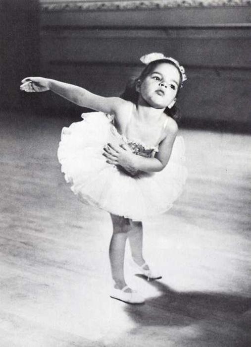 Лайза Миннелли в детстве. / Фото: www.blogspot.com