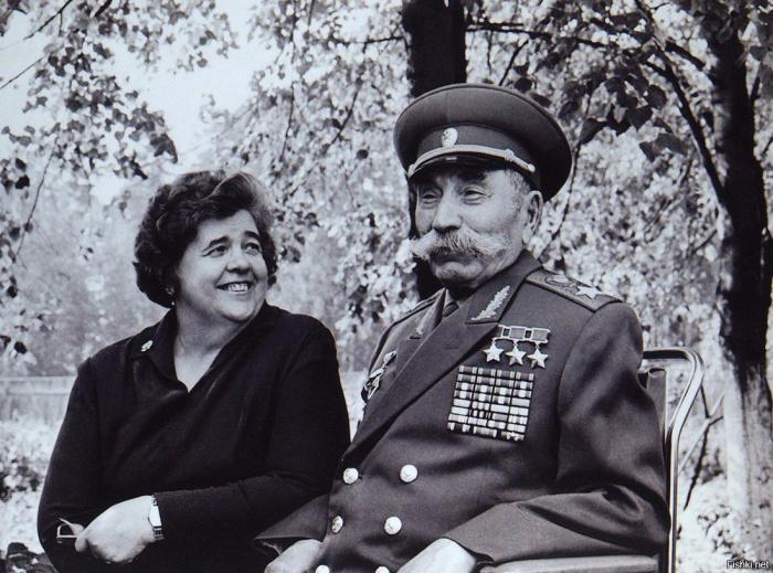 Семён и Мария Будённые. / Фото: www.fishki.net