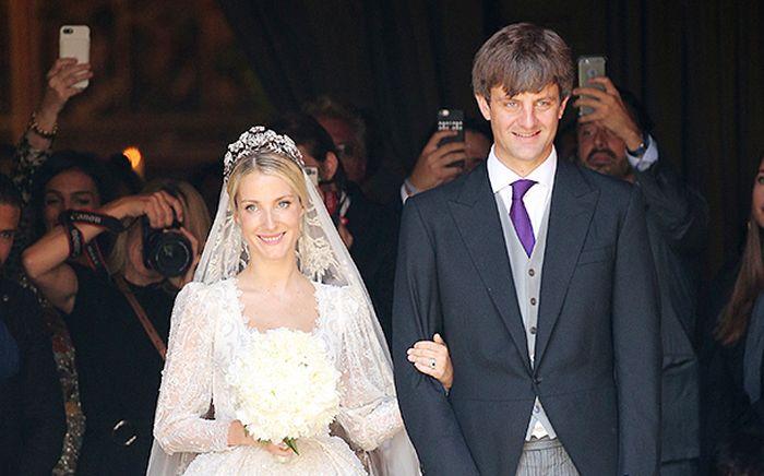 Принц Эрнст Август Ганноверский и Екатерина Малышева / Фото: www.hellomagazine.com