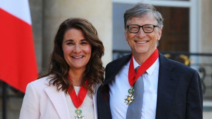 Билл и Мелинда Гейтс. / Фото: www.cnbc.com