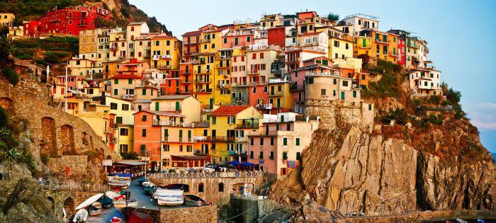 Красочный город. / Фото: www.blog.studocu.com