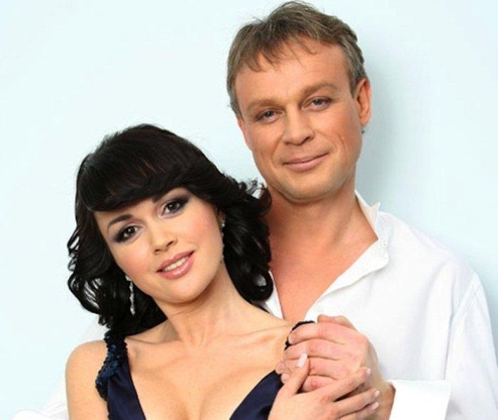 Анастасия Заворотнюк и Сергей Жигунов. / Фото: www.vladtime.ru