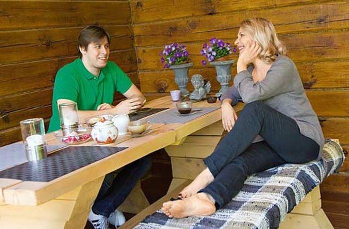 Сын стал для актрисы лучшим другом и самым близким человеком. / Фото: www.stuki-druki.com