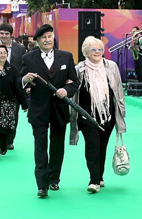 Владимир Зельдин и Иветта Карпралова. / Фото: www.mega-stars.ru