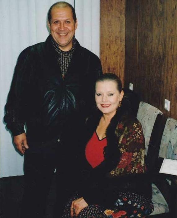 Людмила Сенчина и Владимир Андреев. / Фото: www.stuki-druki.com