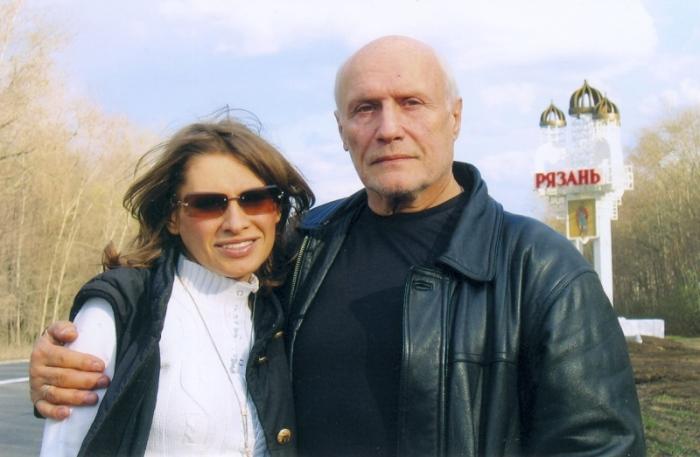 Александр и Ирина Пороховщиковы. / Фото: www.azerros.ru