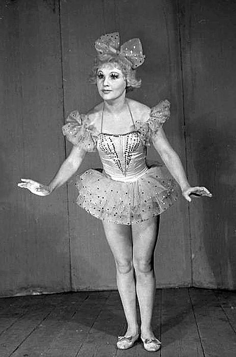 Нина Гуляева в роли Суок. / Фото: www.stranamam.ru