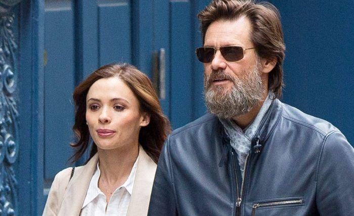 Джим Керри и Катриона Уайт. / Фото: www.ovideo.ru