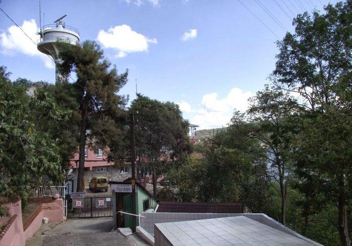Место кажется совершенно непримечательным. / Фото: www.turbelervecamiler.com