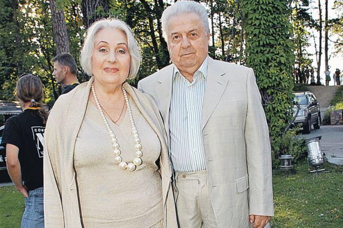 Михаил Танич и Лидия Козлова. / Фото: www.kpcdn.net