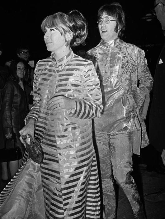 Джон и Синтия Леннон. / Фото: www.rediff.com