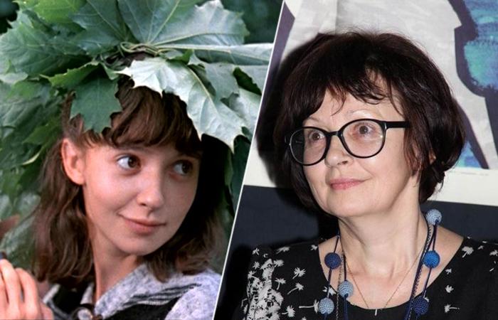 Вечная девочка Татьяна Аксюта.
