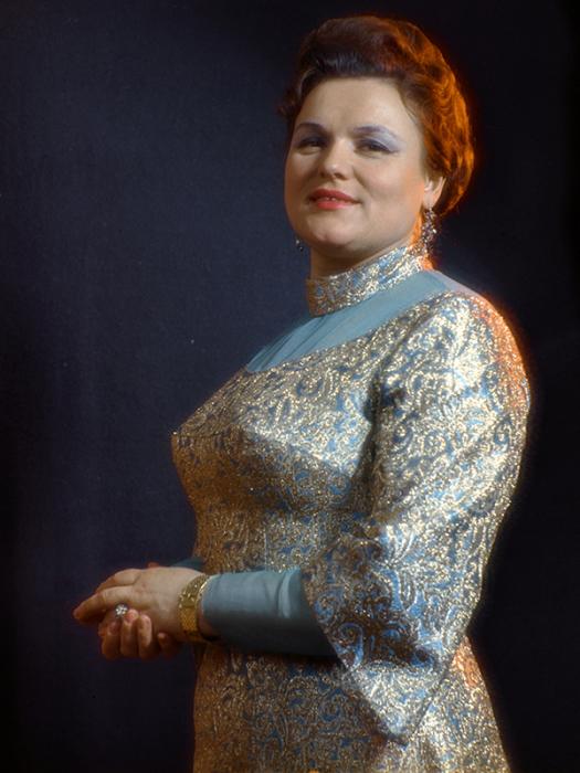 Людмила Зыкина. / Фото: www.24smi.org