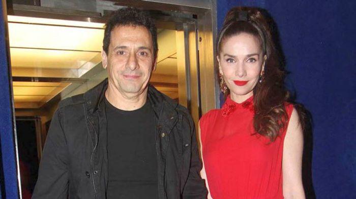 Рикардо Мольо и Наталья Орейро. / Фото: www.ar.cienradios.com