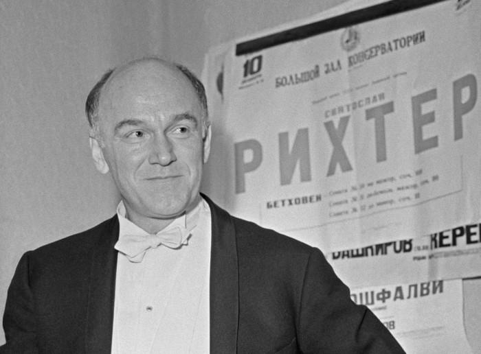 Святослав Рихтер. / Фото: www.m24.ru
