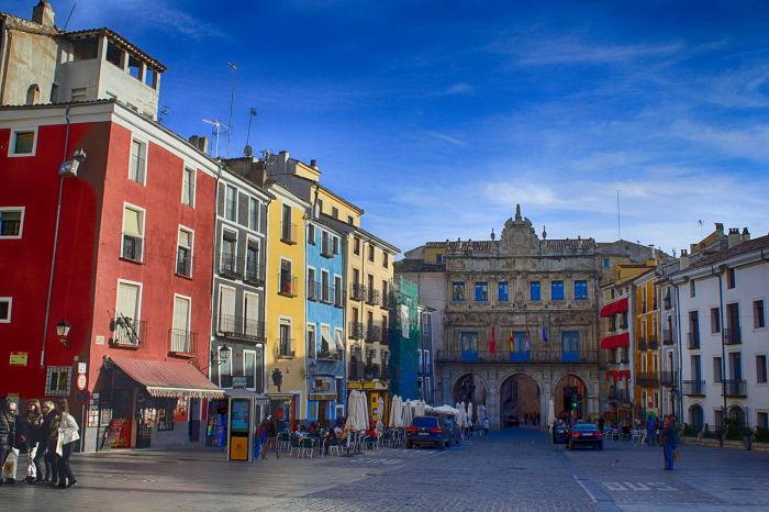 Casas de Colores. / Фото: www.wingsch.net