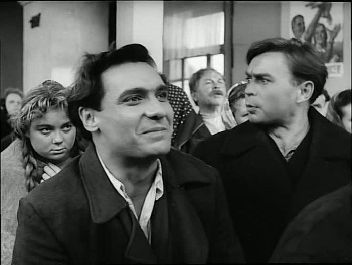 Ростислав Янковский, кадр из фильма «Счастье надо беречь». / Фото: www.kino-teatr.ru