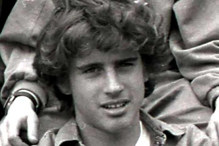 Эммануэль Макрон в молодости. / Фото: www.24smi.org