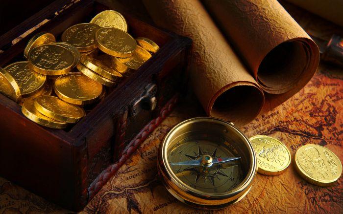 В России есть множество кладов, которые пока не найдены. / Фото: www.getbg.net