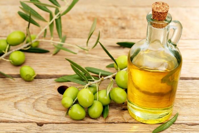 Оливковое масло. / Фото: www.lashlady.ru