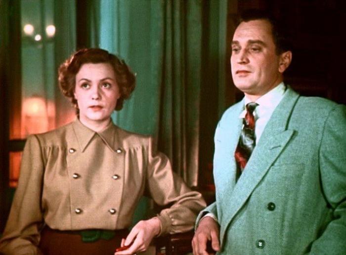 Николай и Лилия Гриценко, кадр из фильма «Прощай, Америка!» / Фото: www.cinemapress.org