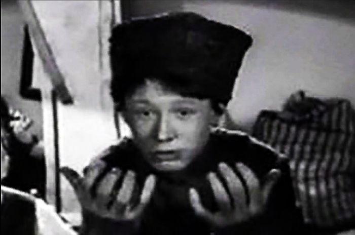 Виктор Проскурин, кадр из фильма «Орлята Чапая», 1968 год. / Фото: www.24smi.org