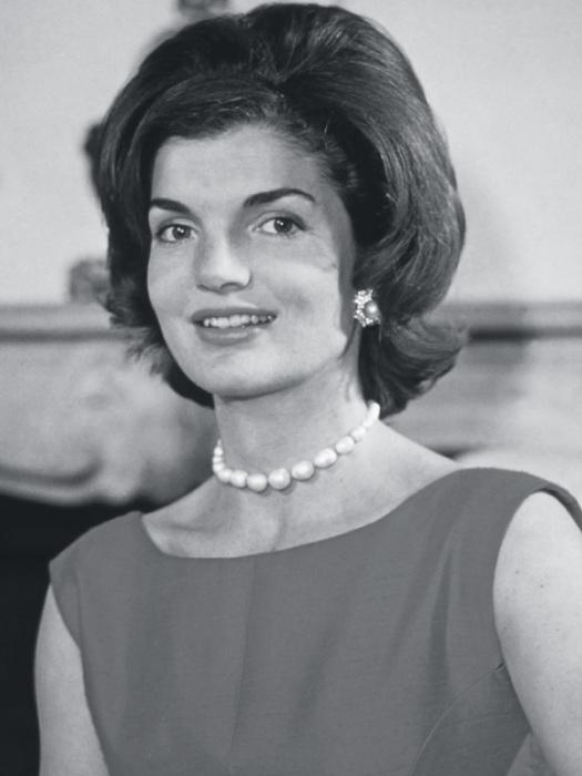Жаклин Кеннеди. / Фото: www.elle.ua