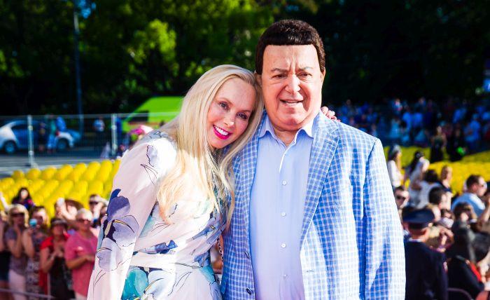 Иосиф и Нелли Кобзон - 45 лет вместе. / Фото: www.woman.ru