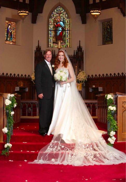 Марсия Кросс и Том Махони. / Фото: www.skyrock.net