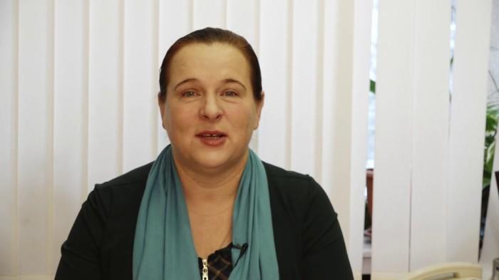 Ирина Умнова.  / Фото: www.ytimg.com