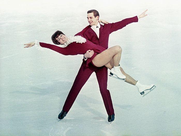Людмила Пахомова и Александр Горшков. / Фото: www.yandex.net